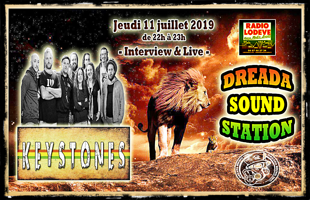 Dreada Sound Station meet Keystones 11.07.2019